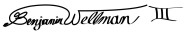 Ben's Signature